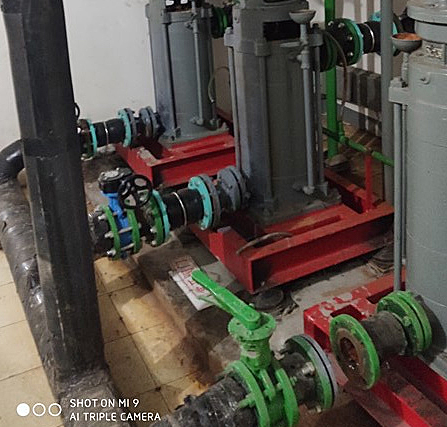 减振-水泵房低频噪声betvictor伟德下载app